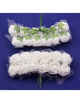 Цветок розочка к135
