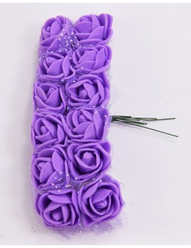 Цветок розочка К04