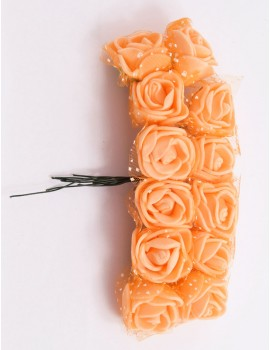 Цветок розочка К07