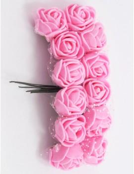 Цветок розочка К09