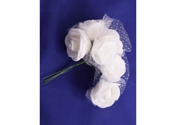 Цветок розочка К592